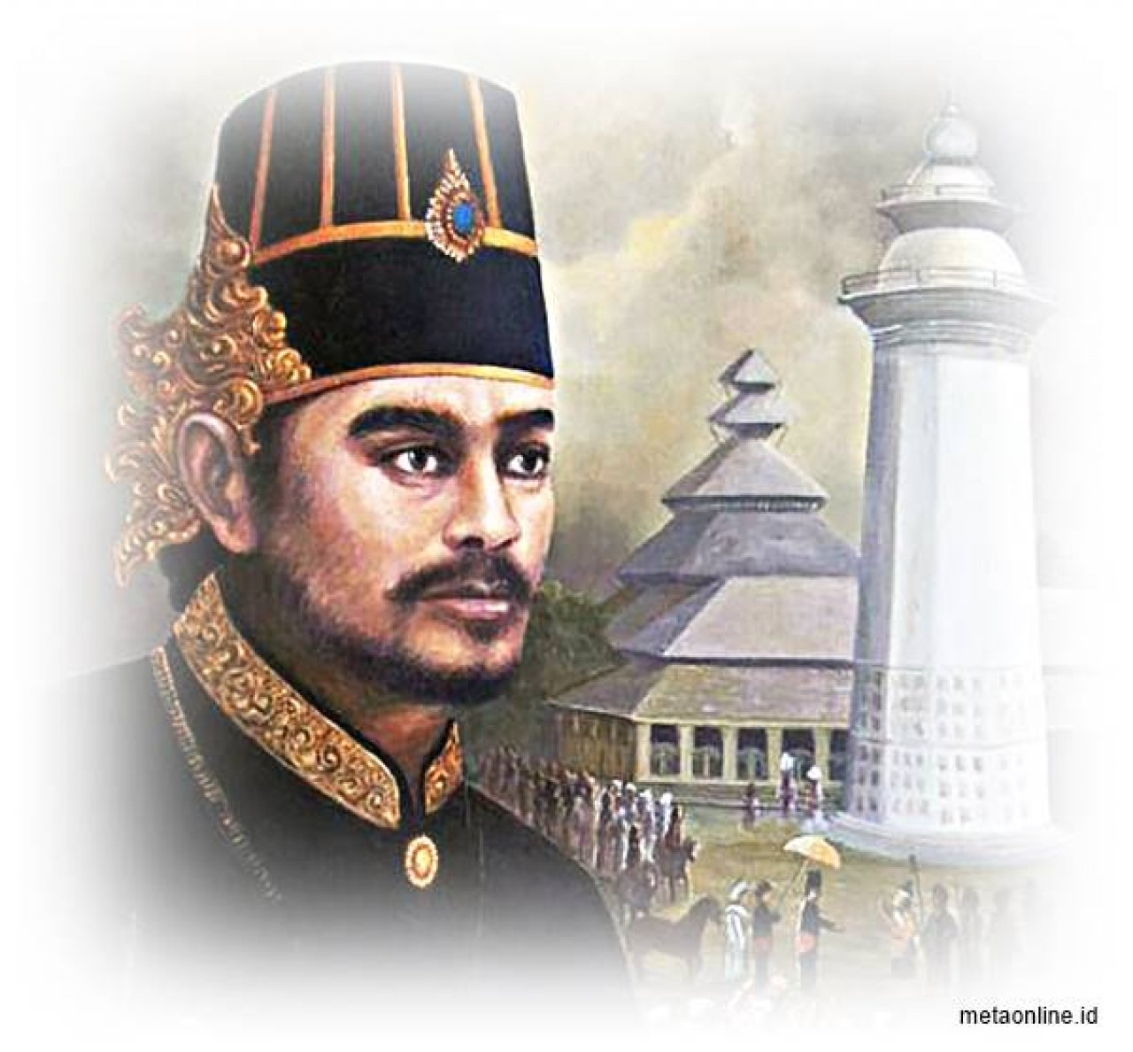 Sultan Maulana Hasanuddin, Founder of The Banten Kingdom